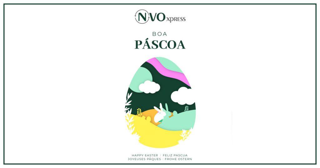Boa Páscoa - NVOXpress